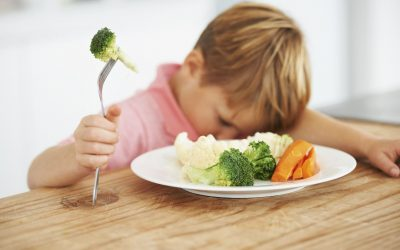 Tricking kids into eating their veggies!