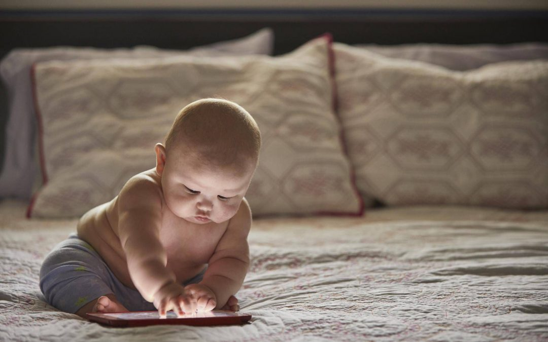 Screentime for Babies and Toddlers – What You Need To Know