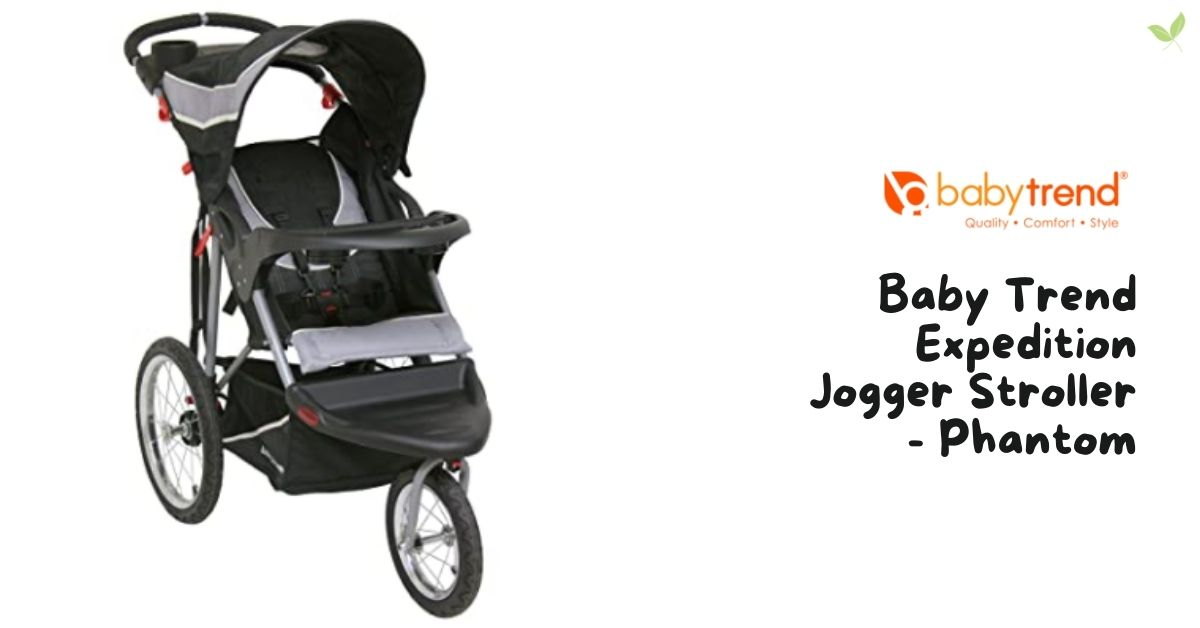 Product image of Baby Trend Expedition Jogger Stroller Phantom