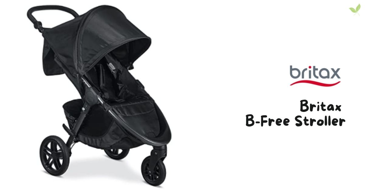 Product image of Britax B-Free Stroller