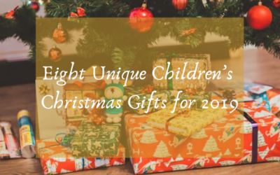 Eight Unique Children's Christmas Gifts for 2020