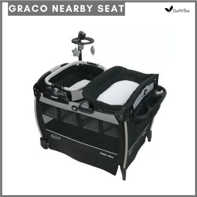 Graco Nearby Seat Pack 'n Play