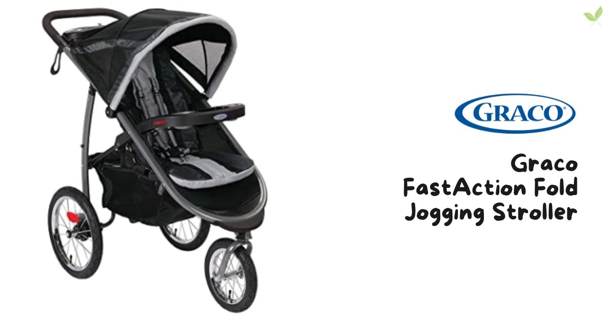 Product image of Graco FastAction Fold Jogging Stroller