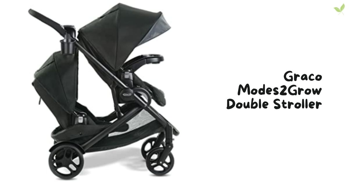 Graco Modes2Grow Double Stroller product image