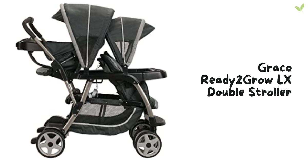 Graco Ready2Grow LX Double Stroller product image