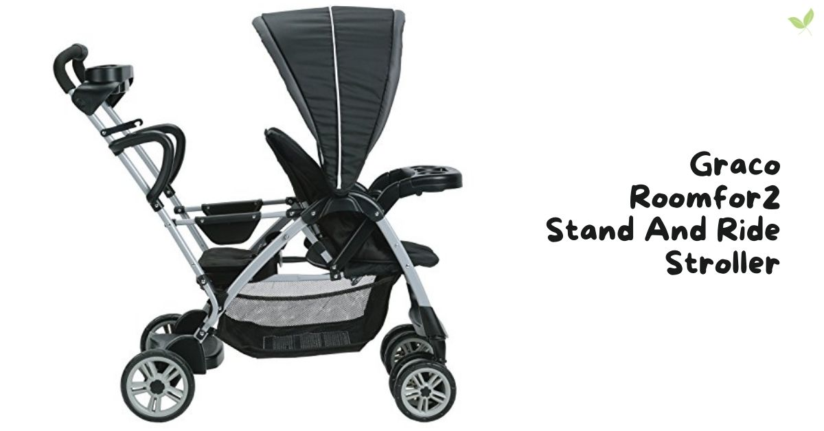 Graco Roomfor2 Stand and Ride Stroller product image