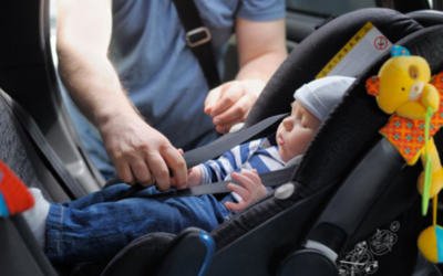 The Practicalities Of Traveling With An Infant Car Seat