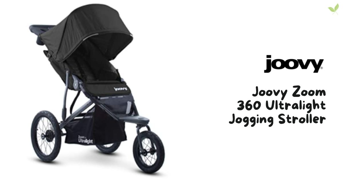 Product image of Joovy Zoom 360 Ultralight Jogging Stroller