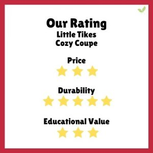 Product rating for Little Tikes Cozy Coupe
