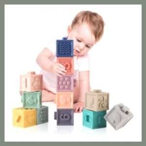 Product image of MIXI Baby Toy Blocks