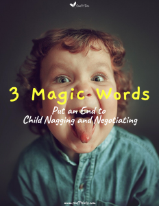 3 Magic Words Book Cover