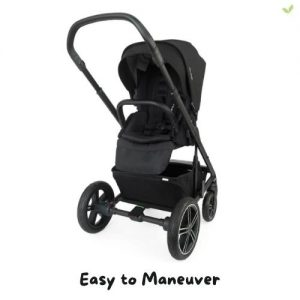 Product image of Nuna Mixx2 Travel System Easy to Maneuvre