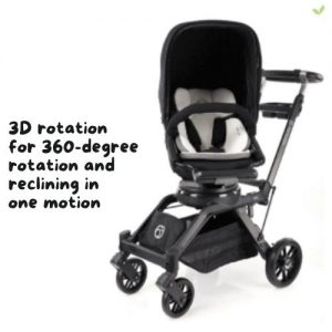 Product image of Orbit Baby 360 Degree Orientation Feature