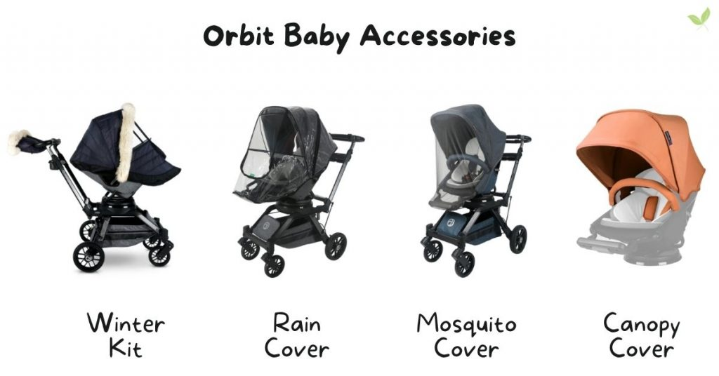 Product image of Orbit Baby Accessories
