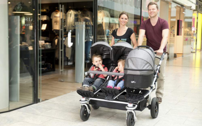 Find The Perfect Triple Stroller for You and Your Family