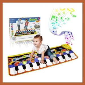 Product image of Renfox Interactive Piano Mat