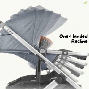 Product image of UPPAbaby Cruz V2 One-Handed Recline feature