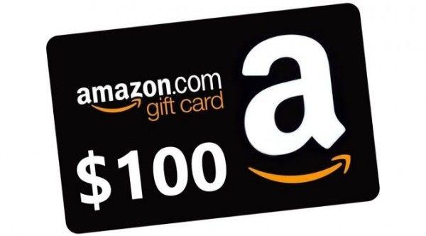 $100 Amazon Gift Card Prize Draw