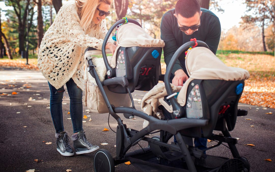 The Best Double Strollers