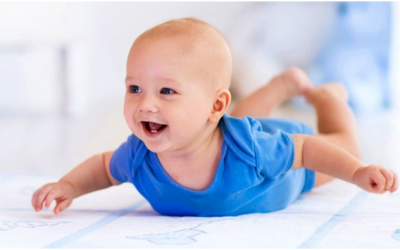 The physical benefits of tummy time
