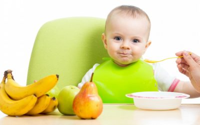 Starting your baby on solids