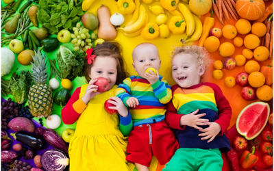 Nutritional needs of infants and babies