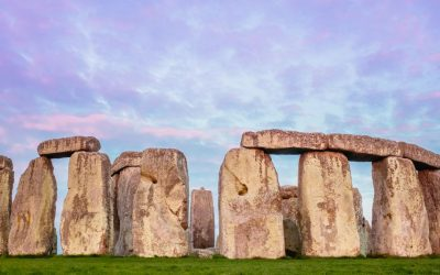 The History of Stonehenge by James